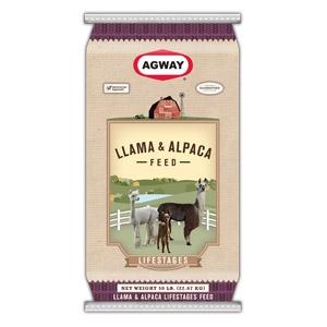 Agway® Llama & Alpaca 14% Feed