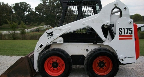 Bobcat Skid Steer Loader Taylor Rental Center Of Bay