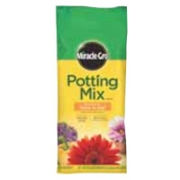 Miracle Gro 2 Cu. Ft. Potting Mix now $9.79