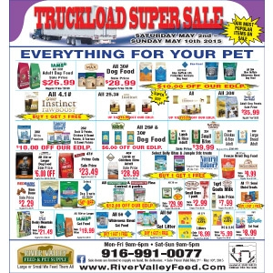 Truckload Super Sale!