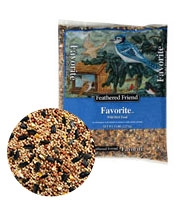 Feathered Friend Wild Birdseed- $2 Off A 40lb Bag