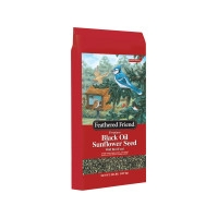 Feathered Friend Black Oil Sunflower 20lb $12.99