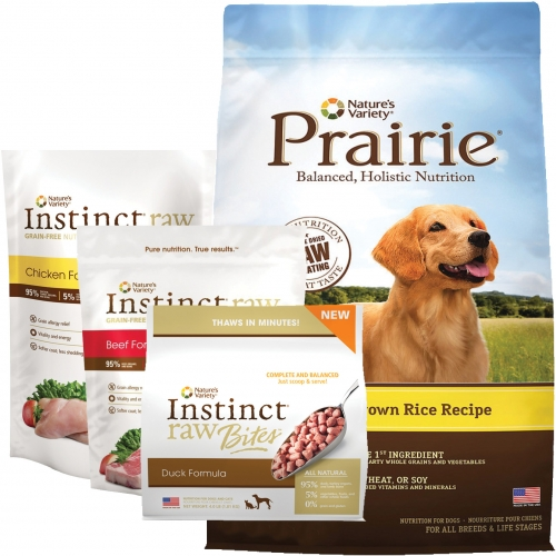 Nature's Variety Dog Food