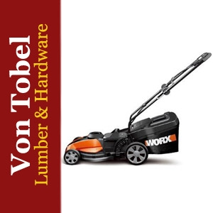 $20 Off WORX 17-Inch Electric Lawn Mower