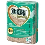 Carefresh Natural Pet Bedding 60 Liter Now $14.99