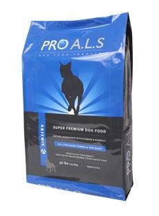 Artemis Pro A.L.S Dog Food