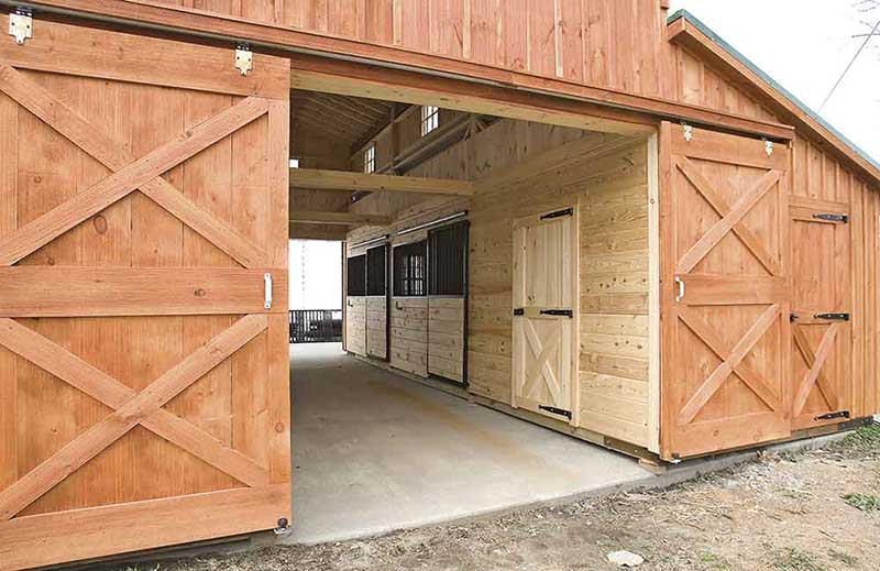Barn door plans large barn door plans garden shed plans for Exterior shed doors design