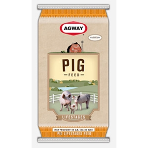 Cargill Agway Life Stages Pig Grower/Finisher 18%
