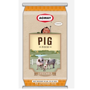 Cargill Agway Life Stages Sow/Lactation 16%