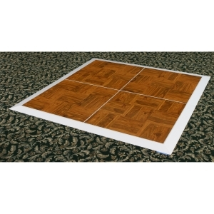Cherry Laminate Indoor/Outdoor 4x4 Dance Floor panels