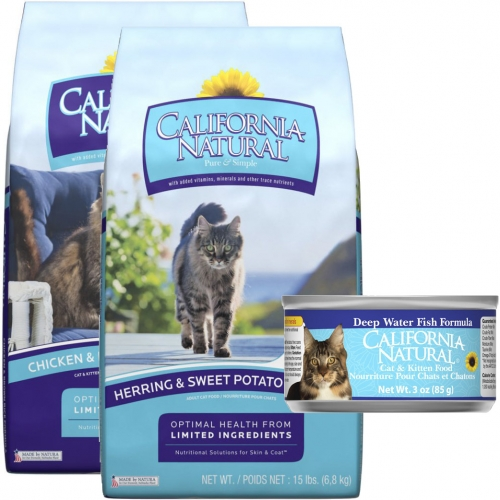 California Natural Cat Food