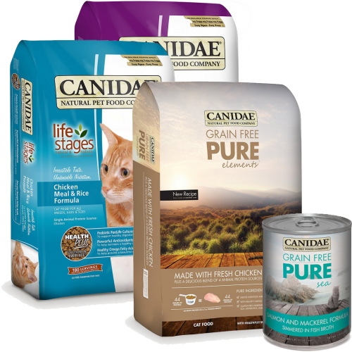 Canidae Cat Food