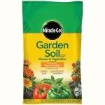 Miracle-Gro Flower & Veg Garden Soil now $5.99