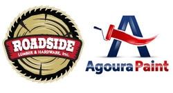 Roadside Lumber & Hardware, Inc. / Agoura Paint Logo