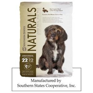 Southern States Naturals Dog Food