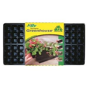 Jiffy® Easy Grow Greenhouse