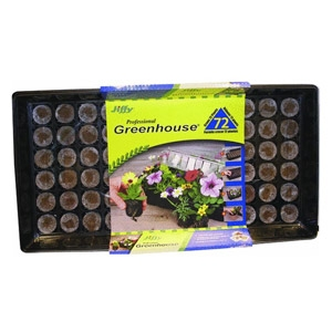 Jiffy® Professional 72 Count Seed Starter Greenhouse