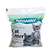 Agway Scoopable Scented Cat Litter 30lb $7.99