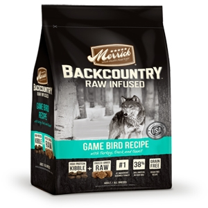 $3.00 off Merrick Backcountry Dog Food
