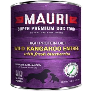 Kangaroo Canned Dog Food