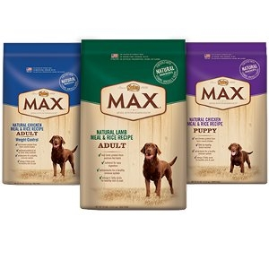 All 30# Nutro Max Dog Food for $29.99