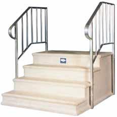 1-Tread Concrete Steps now $79.99