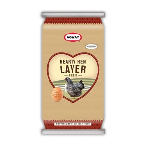 Agway® Hearty Hen Layer Feed