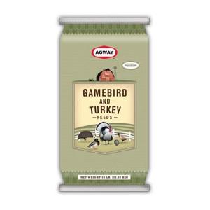 Agway® Gamebird & Turkey Grower