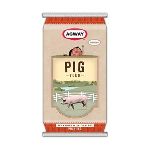 Pig Feed 14% Pellet
