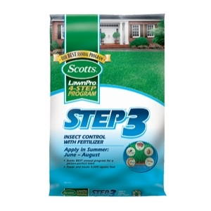 Scotts Step 3 Insect Control with Fertilizer