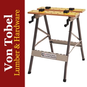 $10 Off North American Tool Woodworker Workbench