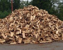 Bulk Seasoned Firewood Now $280 per Cord