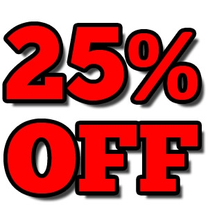25% Off Chimineas and firepits