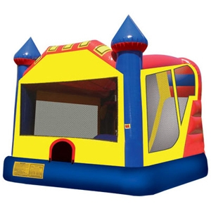 Castle Bounce / Slide Combo