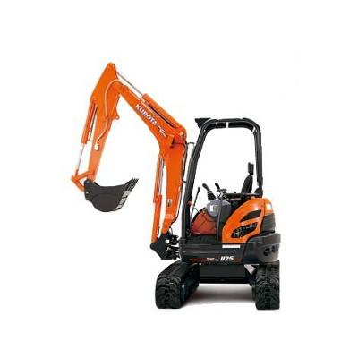 KubotaU25S Mini Excavator