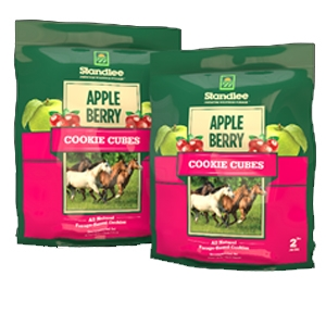 Standlee Apple/Berry Cookie Cubes
