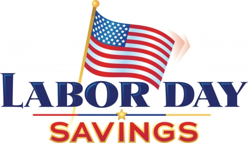 Our Annual Labor Day Sale