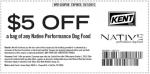 Native coupon
