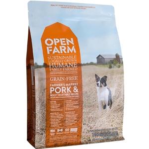 Farmer's Market Pork & Root Vegetable Recipe for Dogs