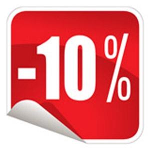 10% Off Wednesday Senior Citizen Discount