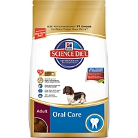 Hill's Science Diet Adult Dog Oral Care Dry Formula