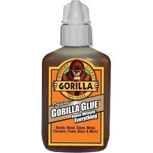 Gorilla Adhesive for $5.55