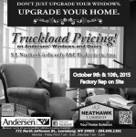 Anderson Truckload Sale