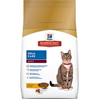 Hill's Science Diet Oral Care Dry Cat Food
