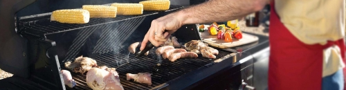 Complete Line of Grills and Accessories