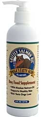 Grizzly Salmon Oil For Dogs 8oz $11.99