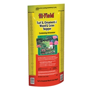 Calendar Coupon: Turf & Ornamental Weed Stopper