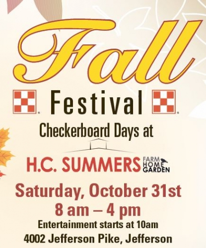 Checkerboard One-Day Sale
