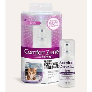 Comfort Zone® with Feliway® Spray