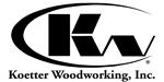 Image of Koetter Woodworking Logo